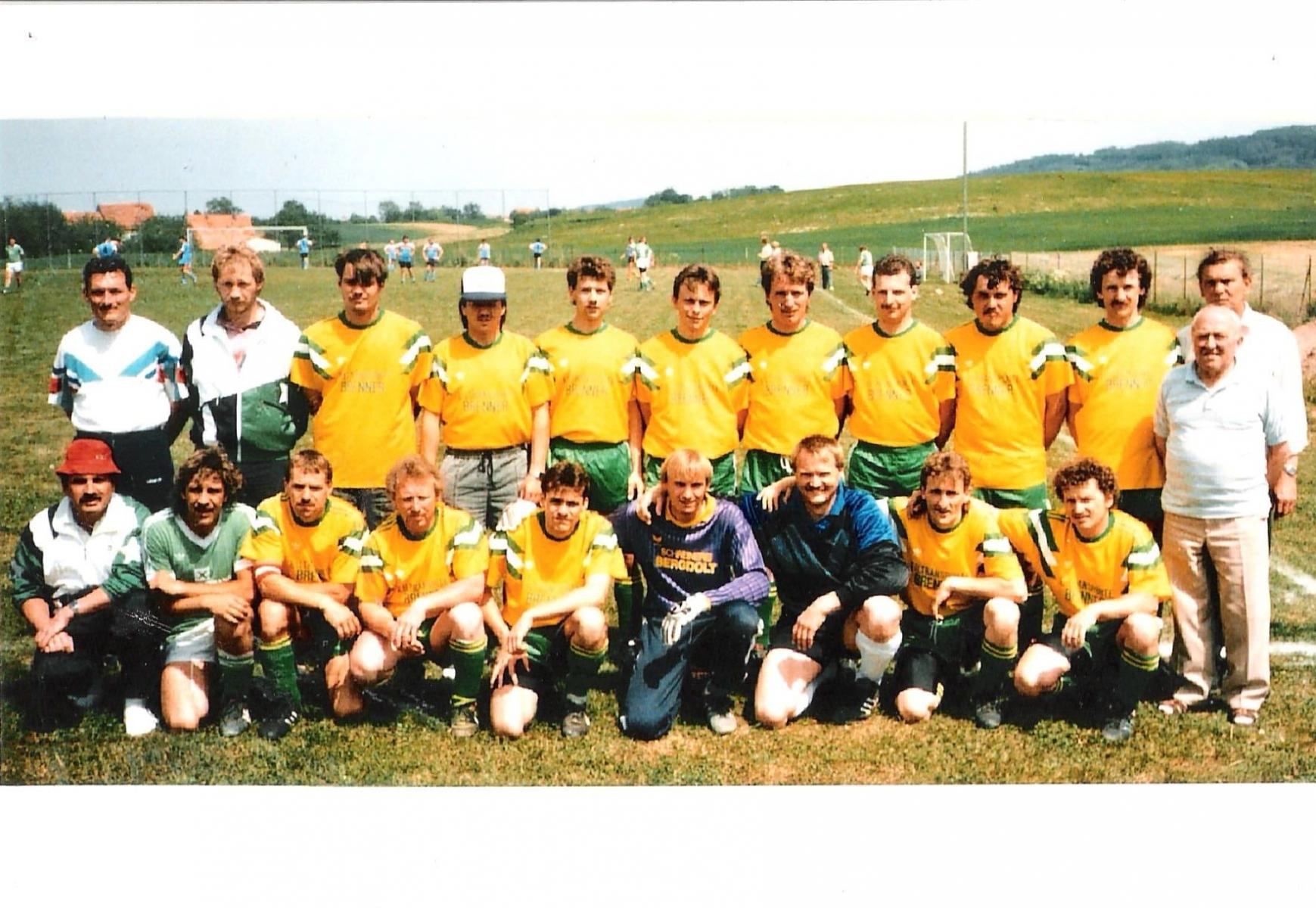 1991_92-1.-Mannschaft-1